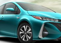 Toyota Prius Lovely toyota Debuts the Prius Prime Plug In with An Estimated 22