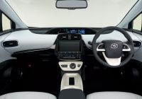 Toyota Prius Luxury Here S All the Tech that Packed Into the New toyota Prius