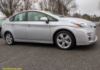 Toyota Prius New Pre Owned 2010 toyota Prius V Fwd Hatchback