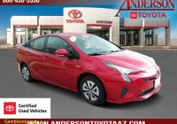 Toyota Prius Unique Certified Pre Owned 2018 toyota Prius Three 5d Hatchback Fwd