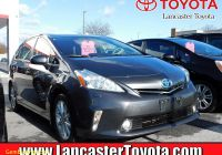 Toyota Prius Unique Pre Owned 2012 toyota Prius V Five Fwd Station Wagon