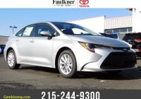 Toyota Showroom Near Me Inspirational New 2020 toyota Corolla Le Fwd 4d Sedan