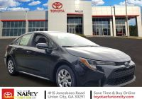 Toyota Showroom Near Me Luxury New 2020 toyota Corolla Le Fwd 4dr Car