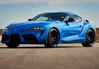 Toyota Supra Review and Specs Beautiful toyota Gr Supra Features and Specs