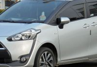 Toyota Used Cars New toyota Sienta