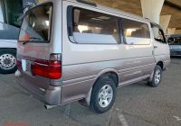 Toyota Ven Awesome Auto Auction Ended On Vin Kzh 1994 toyota Van In