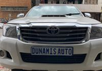 Toyota Yaris 2011 Inspirational toyota Hilux 3 0d 4d 4×4 Raider Legend 45 for Sale In