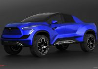 Truckla Tesla Awesome Tesla Pickup Truck Generates More Buzz Than ford F 150