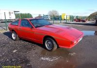 Tvr for Sale Lovely 1982 Tvr Tasmin 1998cc Petrol Manual Sports at Mbs Salford