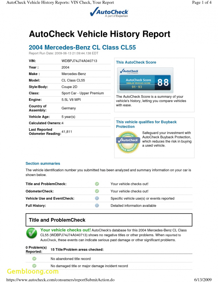 Permalink to Awesome Unlimited Carfax Reports
