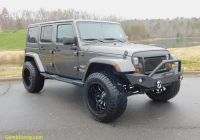 Unlimited Carfax Reports Inspirational Pre Owned 2017 Jeep Wrangler Unlimited Lifted