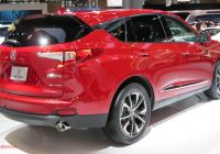 Used Acura Best Of File 2019 Acura Rdx A Spec Rear Red 4 2 18 Wikimedia