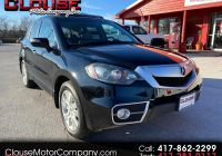 Used Acura Rdx Reviews Inspirational Used 2010 Acura Rdx Awd 4dr for Sale In Springfield Mo