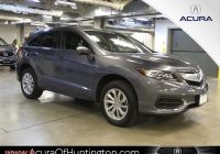 Used Acura Rdx Reviews New Certified Pre Owned 2017 Acura Rdx Awd