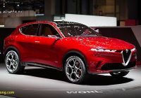 Used Alfa Romeo Awesome Alfa Romeo tonale Could Be First Model Jointly Developed by