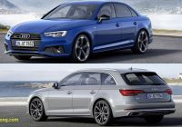 Used Audi A4 Beautiful 2019 Audi A4 Sedan Avant Unveiled In Europe with Discreet