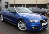 Used Audi A5 Lovely Used A5 Audi Cabriolet S Line Special Edition Plus Old 2 0 Tdi 190 Ps Multitronic 2016