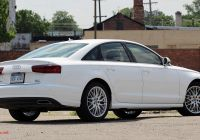 Used Audi A6 New Review 2016 Audi A6 2 0t Quattro