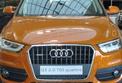 Beautiful Used Audi Q3