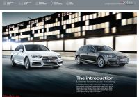Used Audi S4 Luxury Audi A4 P&s Guide United Kingdom Pages 1 24 Text