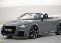Used Audi Tt Beautiful 2019 Audi Tt Rs Roadster