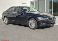 Used Bmw 3 Series Unique Pre Owned 2014 Bmw 3 Series 328i