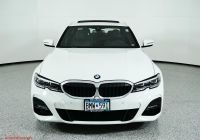 Used Bmw 3 Series Unique Pre Owned 2019 Bmw 3 Series Awd
