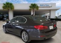 Used Bmw 5 Series Luxury Pre Owned 2019 Bmw 5 Series 530i with Navigation