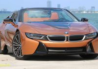 Used Bmw I8 Unique 2019 Bmw I8 Roadster Review Early Adopter Late Bloomer