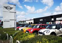 Used Car Dealerships Best Of Cardiff Uk August 19 2019 Mini