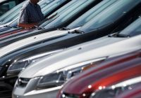 Used Car Dealerships Luxury Used Car Prices Hit Four Year Lows