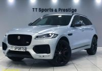 Used Car History Elegant Used 2016 Jaguar F Pace 3 0d V6 S 5dr Auto Awd for Sale In