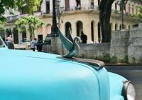 Used Car Sights Luxury Havana Cuba Cuba