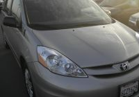 Used Cars Bakersfield Unique 2008 toyota Sienna Le In Bakersfield Ca at Carmax