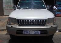 Used Cars for Sale 2000 Fresh toyota Land Cruiser Prado Prado Vx L 3 0d A T for Sale In