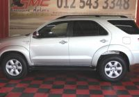 Used Cars for Sale 2010 Fresh toyota fortuner fortuner 3 0d 4d Automatic for Sale In