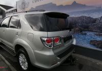 Used Cars for Sale 2014 Elegant toyota fortuner fortuner 3 0d 4d Auto for Sale In Western