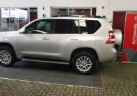 Used Cars for Sale 2016 Beautiful toyota Land Cruiser Prado Prado Vx 3 0d A T for Sale In