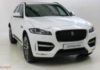 Used Cars for Sale 3000 to 4000 Lovely Used F Pace Jaguar 2 0d R Sport 5dr Auto Awd 2018
