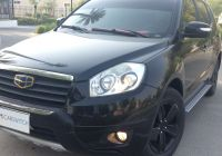 Used Cars for Sale 30000 Fresh Used Geely Emgrand X7 2015