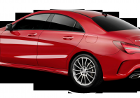 Used Cars for Sale 30000 Luxury Mercedes Benz Cla Red Car Png Image
