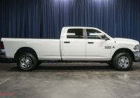 Used Cars for Sale 3500 Awesome 2016 Dodge Ram 3500 Slt 4×4 Diesel Truck with Rear Backup