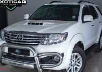 Used Cars for Sale 3rd Row Seating Awesome toyota fortuner fortuner 3 0d 4d for Sale In Gauteng