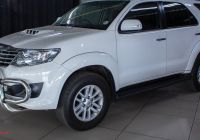Used Cars for Sale 3rd Row Seating Unique toyota fortuner fortuner 3 0d 4d for Sale In Gauteng