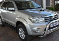 Used Cars for Sale 4 Wheel Drive Beautiful toyota fortuner for Sale In north West