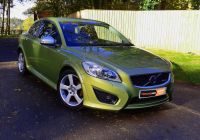Used Cars for Sale 500 Luxury Volvo C30 2 0d R Design In Lime Grass Green for Sale by