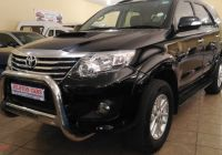 Used Cars for Sale 7 Seater Inspirational toyota fortuner for Sale In Gauteng