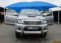 Used Cars for Sale 7000 Awesome toyota Hilux 3 0d 4d Xtra Cab Raider Legend 45 for Sale In