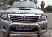 Used Cars for Sale 7000 Luxury toyota Hilux 3 0d 4d Xtra Cab Raider Legend 45 for Sale In