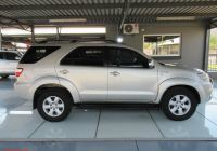 Used Cars for Sale 7500 or Less Elegant Buy 2010 toyota fortuner 3 0d 4d R B A T Ly Km Fsh
